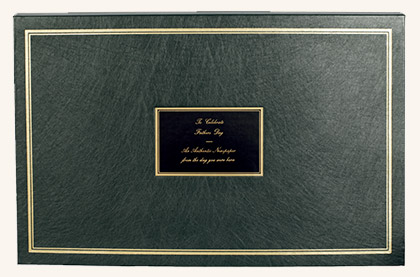 Deluxe Folder 1