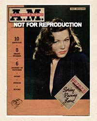 Australian Magazine 1940