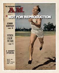 Australian Magazine 1950