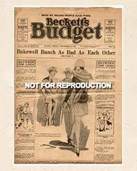 Becketts Budget