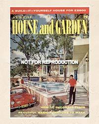 Australian House and Garden 1960