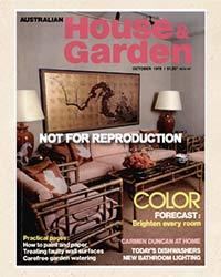 Australian House and Garden 1970