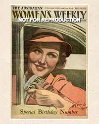 Australian Womens Weekly