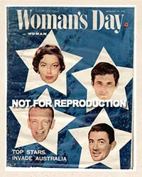 Woman's Day 1950